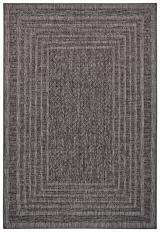 Bougari - Hanse Home koberce Kusový koberec Forest 103993 Darkgrey - 120x170 cm Šedá