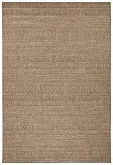 Bougari - Hanse Home koberce Kusový koberec Forest 103995 Beige/Brown - 80x150 cm Hnědá
