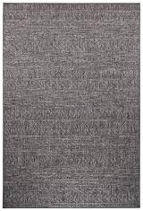 Bougari - Hanse Home koberce Kusový koberec Forest 103996 Dark Grey - 120x170 cm Šedá