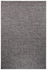 Bougari - Hanse Home koberce Kusový koberec Forest 103996 Dark Grey - 80x150 cm Šedá