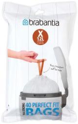 Brabantia Pytle 10-12l (X) 40 Ks