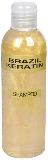 Brazil Keratin Zlatý šampon pro poškozené vlasy  300 ml