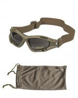 Brýle Commando Air kouřové - olivové