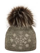 CAPU Zimní čepice 1743-E Grey