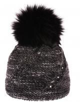 CAPU Zimní čepice 392-I Grey