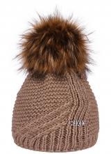 CAPU Zimní čepice 397-C Brown