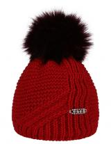 CAPU Zimní čepice 397-E Red