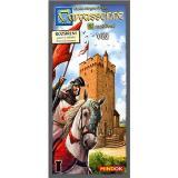 Carcassonne – Věž 4. rozšíření