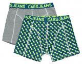 Cars Jeans Sada pánských boxerek Boxer 2Pack Beatle Grey Melee 4357953 XL