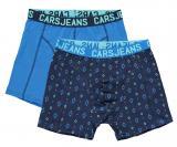 Cars Jeans Sada pánských boxerek Boxer 2Pack Beatle Navy 4357912 M