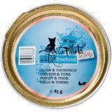 Catz finefood Fillets - kuřecí maso a tuňák 85 g