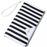 CELLY Splash Wallet voděodolné pouzdro s peněženkou pro telefony 5,7