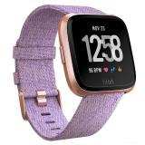 Chytré hodinky Fitbit Versa Lavender Woven