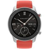 Chytré hodinky Xiaomi Amazfit GTR 42 mm - Coral Red