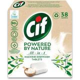 CIF All in 1 Nature Tablety do myčky 38 ks