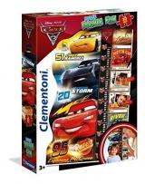 Clementoni Puzzle Double Fun – Cars 3