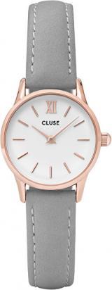 Cluse La Vedette Rose Gold White/Grey CL18303