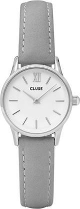 Cluse La Vedette Silver White/Grey CL50013