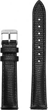 Cluse Řemínek Minuit Black Lizard/Silver CLS372