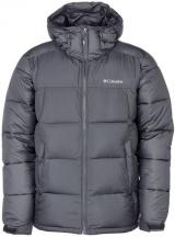 Columbia Pike Lake Hooded Jacket Black L