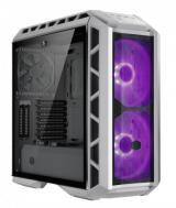 Cooler Master MasterCase H500P Mesh White, ATX, bílá, USB3.0, bez zdroje, MCM-H500P-WGNN-S00