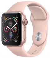 Coteetci COTEetCI silikonový sportovní náramek pro Apple watch 38 / 40 mm CS2085-LP, růžový - zánovní