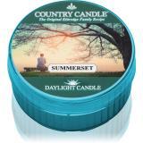 Country Candle Summerset čajová svíčka 42 g