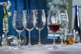 Crystalex ELEMENTS mix sklenic na červené víno 450 ml