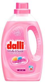Dalli Wolle   Seide speciální prací gel 20 dávek 1,1l