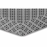 DecoKing Prostěradlo Triangles S2, 90 x 200 , 90 x 200 cm