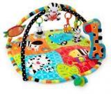 Deka podporující vývoj s hrazdou a hračkami Spots & Stripes Safari™