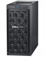 DELL PE T140/XE-2124/8GB/1x1TB SATA/DRW/2xGL/H330/iDRAC BAS/1x365W, T140-3864