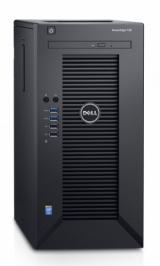 DELL PE T30/E3-1225v5/8GB/2x2TB SATA/DRW/1xGL/1x290W, T30-822-3PS