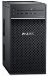 DELL PowerEdge T40/ Xeon E-2224G/ 8GB/ 2x 2TB  RAID 1/ DVDRW/ 3Y PS NBD on-site, T40-822-3PS