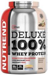 DELUXE 100% WHEY 2250 g čokoláda mandle