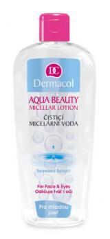 Dermacol Čisticí micelární voda Aqua Beauty 400 ml