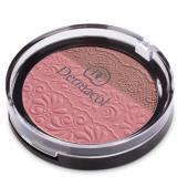 Dermacol DUO tvářenka s reliéfem krajky  8,5 g č.2