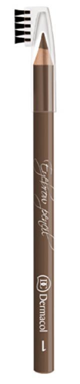 Dermacol Jemná tužka pro zvýraznění obočí  1,6 g 01