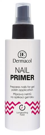 Dermacol Sprej na přípravu nehtů před aplikací gelového laku na nehty  150 ml