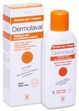 DERMOLAVAL sprchový gel a šampon 200ml,DERMOLAVAL sprchový gel a šampon 200ml