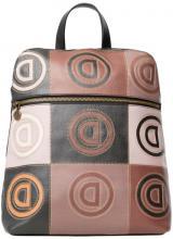 Desigual Dámský batoh Back Logo Patch Nanaimo 20WAKP506009