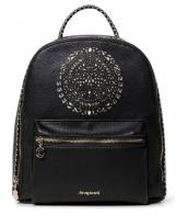 Desigual dámský černý batoh Tribal Nazca Mini 20SAKP13_1