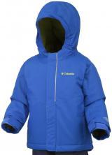 Dětská zimní bunda Columbia Buga, modrá