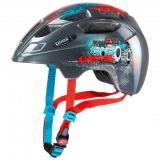 Dětská cyklistická helma Uvex Finale Junior Force Patrol