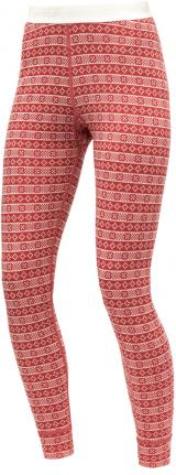 Devold Alnes Woman Long Johns Chili L