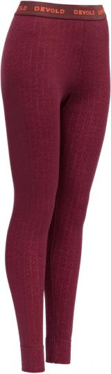Devold Duo Active Woman Long Johns Beetroot M