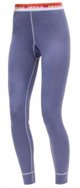 Devold Hiking Woman Long Johns Plum M - zánovní