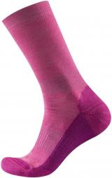 Devold Multi Medium Woman Sock Cerise 38-40