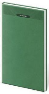 Diář 2020 týdenní kapesní Print zelená
