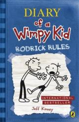Diary of a Wimpy Kid book 2 - Kinney Jeff